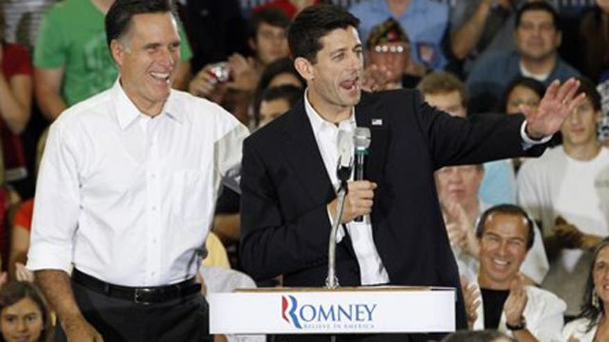 Has Romney won the favor of the Tea Party with the conservative, principled Paul Ryan?