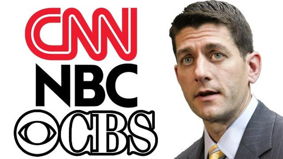 Are the media being fair to Paul Ryan?