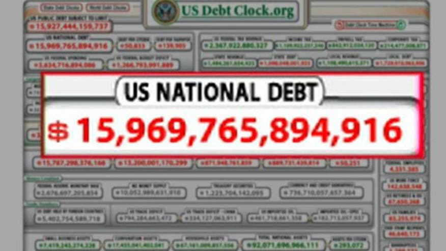 Coming to grips with $16 trillion debt