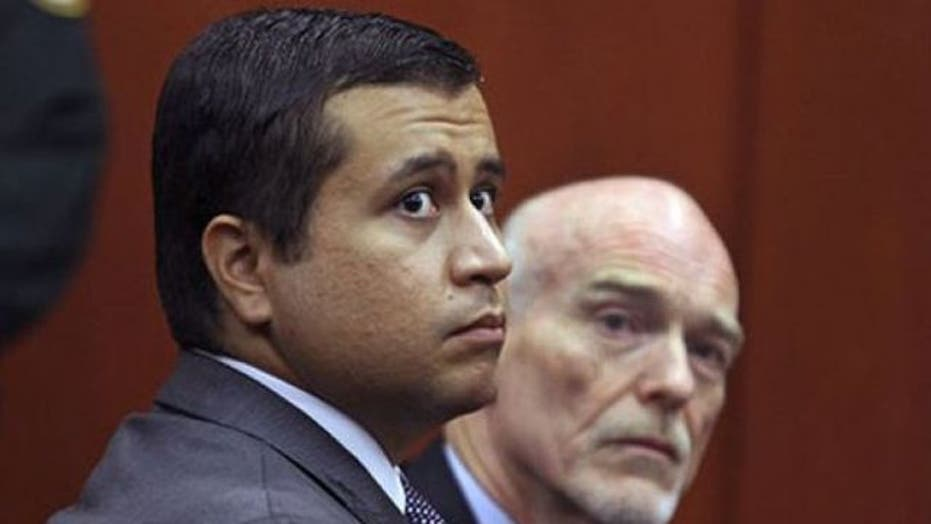 Zimmerman's lawyers won't argue 'Stand Your Ground'