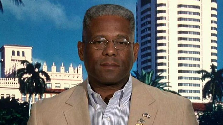 Rep. Allen West responds to harsh attack ad