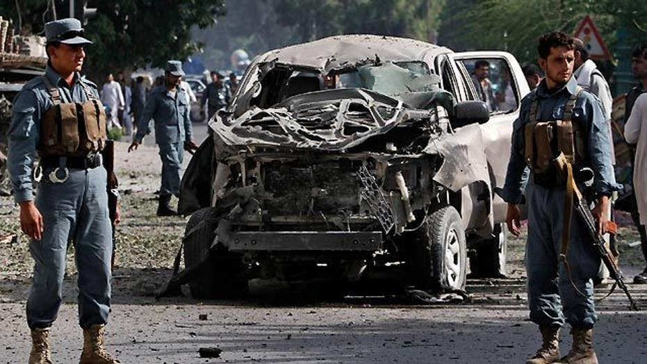 Why U.S. needs to use intelligence to vet the Afghans