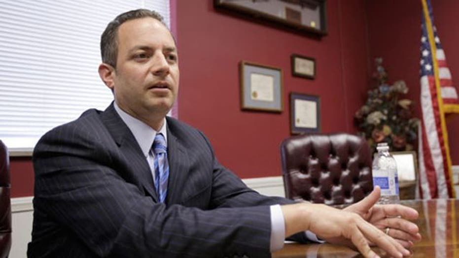 RNC chair emerges as party's unapologetic defender