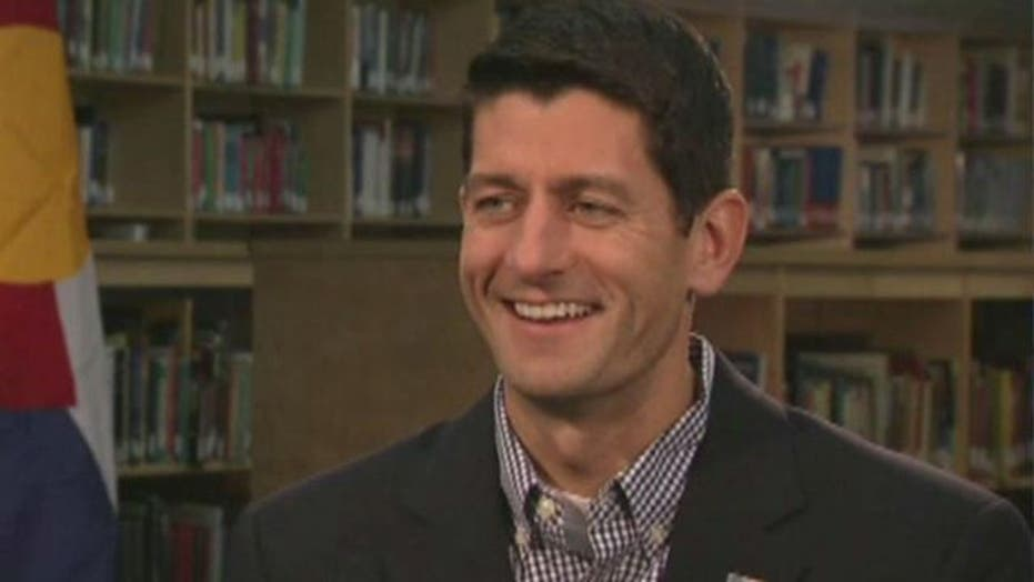 Paul Ryan on Medicare, budget plan, relationship with Romney