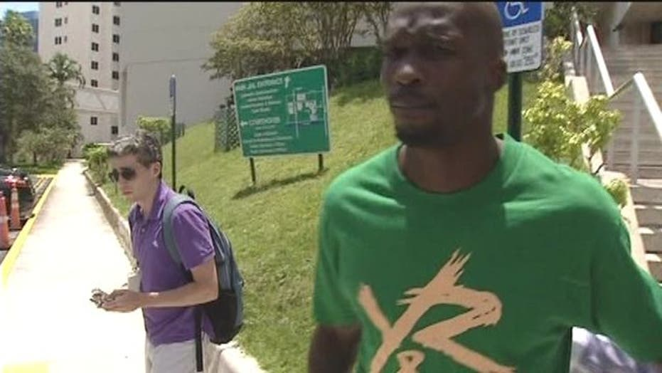 Dolphins' Chad Johnson Out of Jail