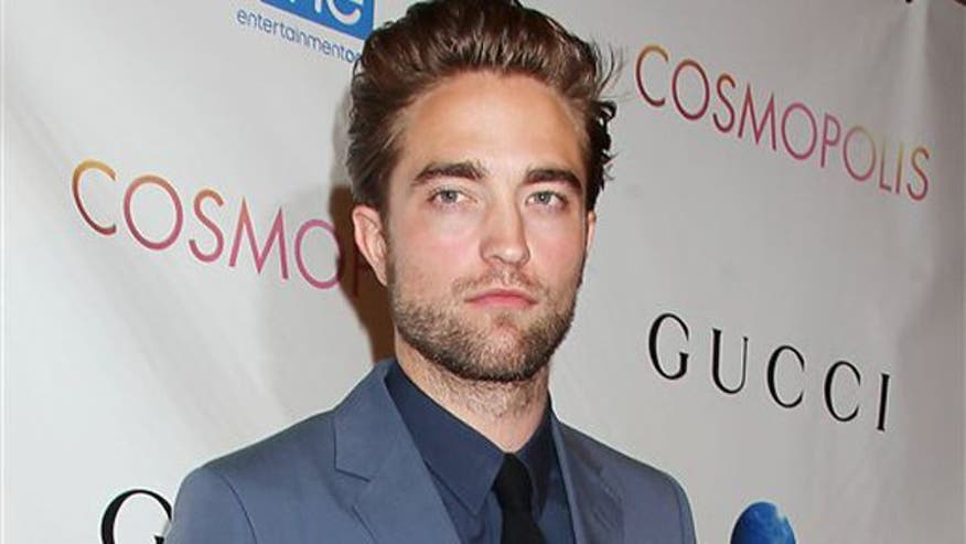 Actor Robert Pattinson talks to 411 about new film role and moving on from 'Twilight' years