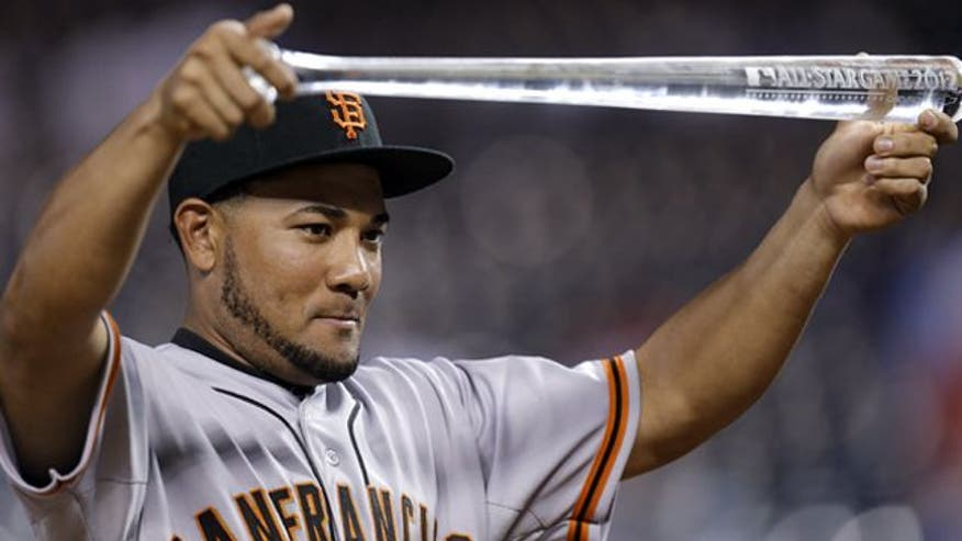 Giants outfielder Melky Cabrera 'deeply sorry' for taking  banned performance-enhancing substance