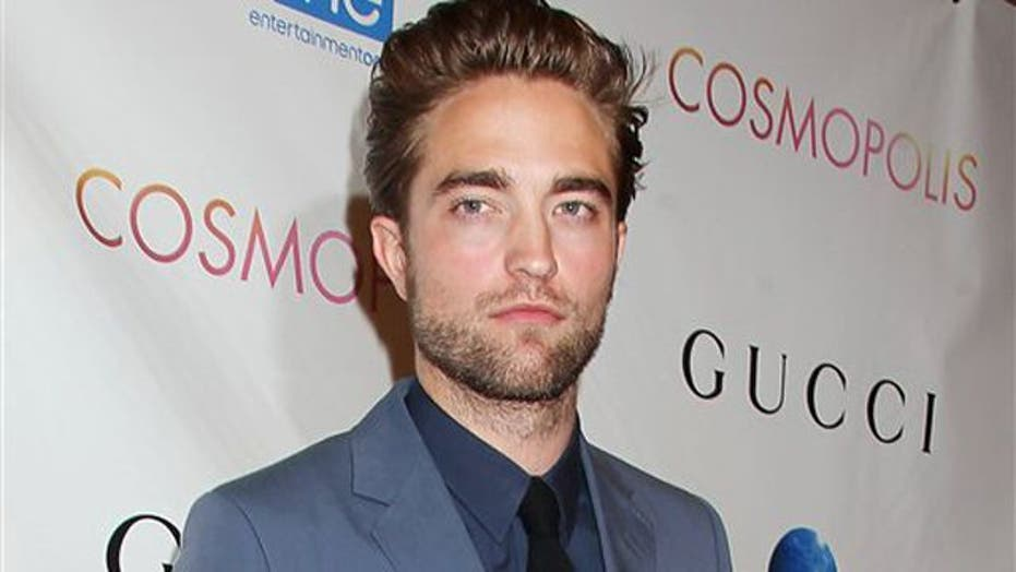 Pattinson: 'You can't get away from your past'