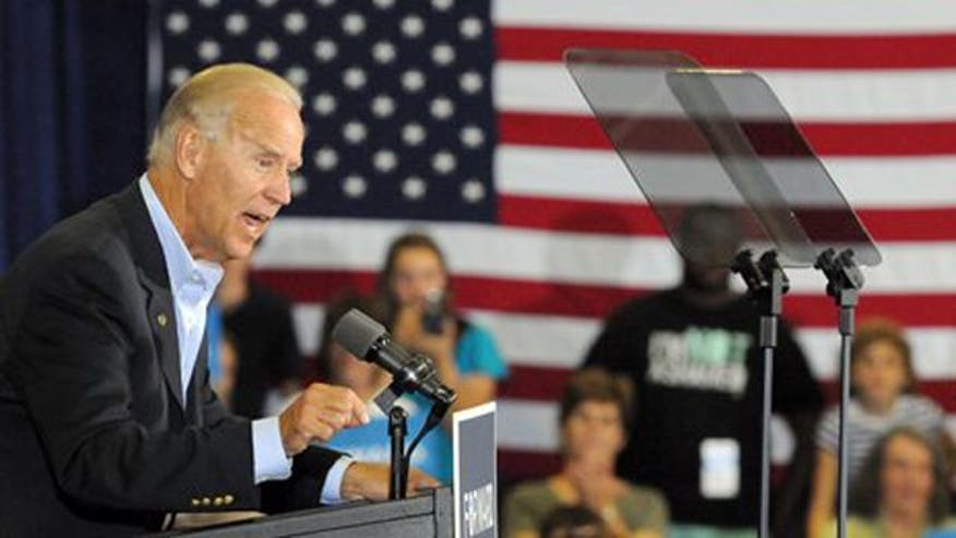 Fallout from Vice President Biden's 'back in chains' comment