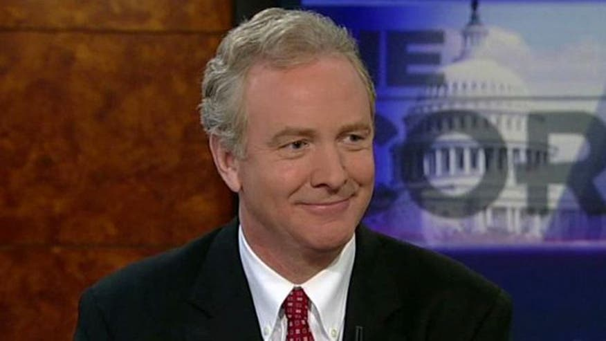 Rep. Chris Van Hollen, Ryan's counterpart on budget and fiscal issues, sounds off on Romney's VP pick and what it's like to work with the Wis. congressman