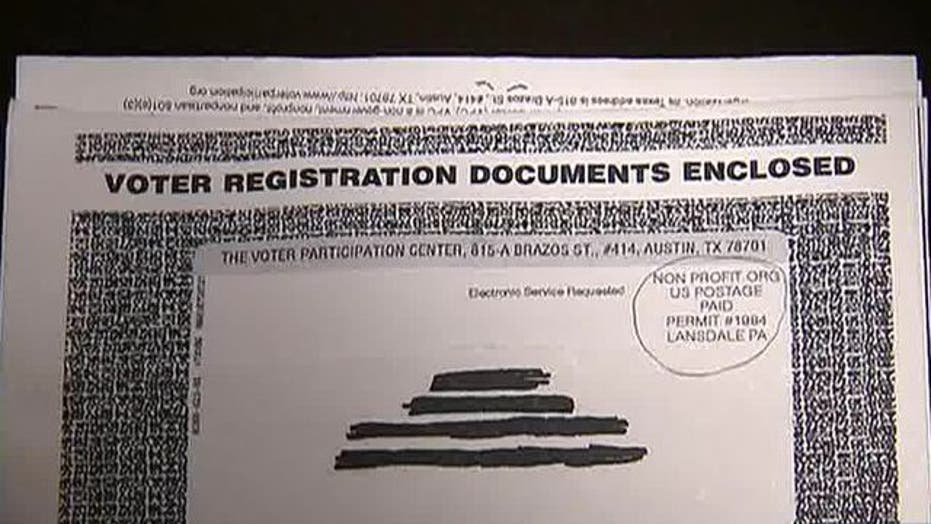 Non-profit group causes voter registration controversy