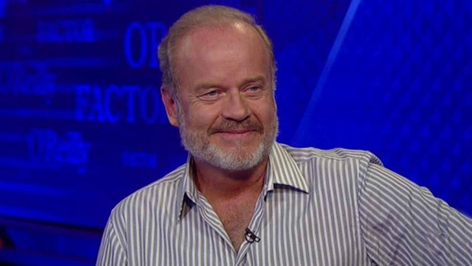 Kelsey Grammer enters 'No Spin Zone'