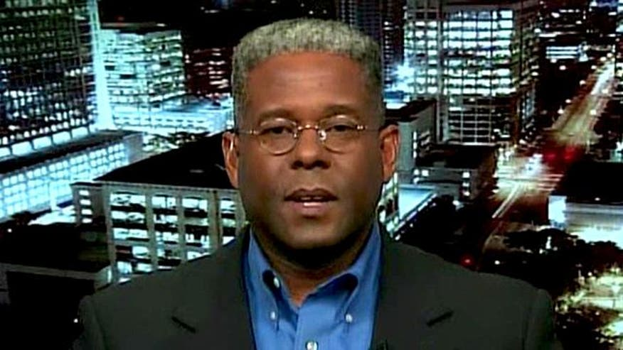 Rep. Allen West weighs in on rowdy Congressional Black Caucus town hall