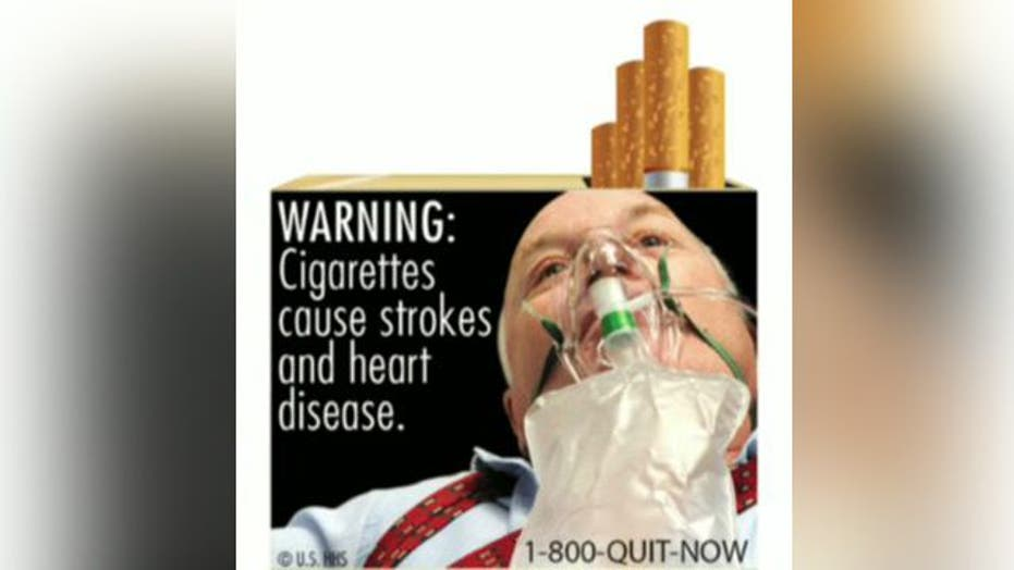 Tobacco Giants Suing Over Graphic Warning Labels