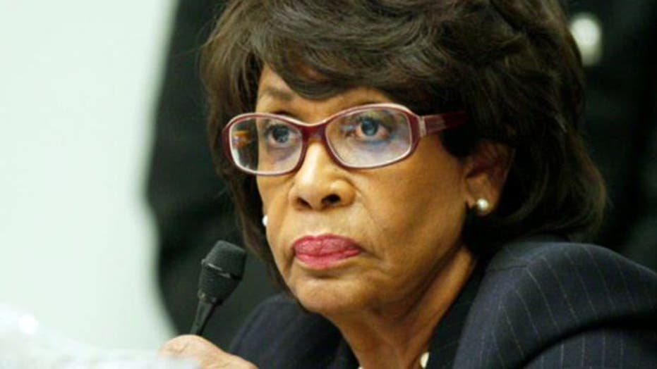 Maxine Waters' Tough Talk on Obama