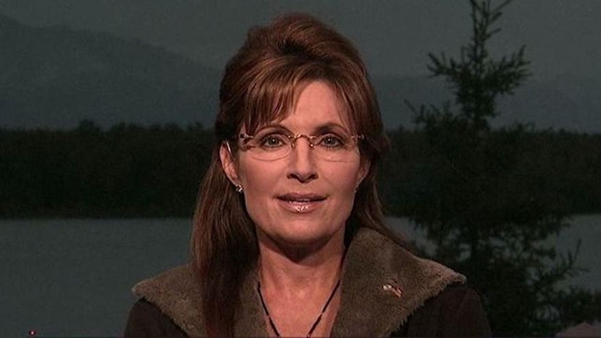 Sarah Palin blasts Obama's vacation while markets tank and Secretary Clinton calls for Syria president's resignation