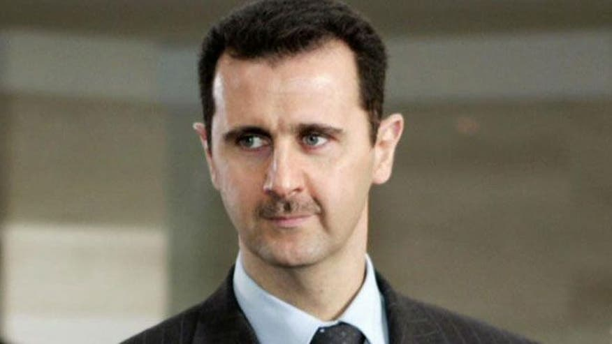 Why call for Bashar Assad's resignation now?