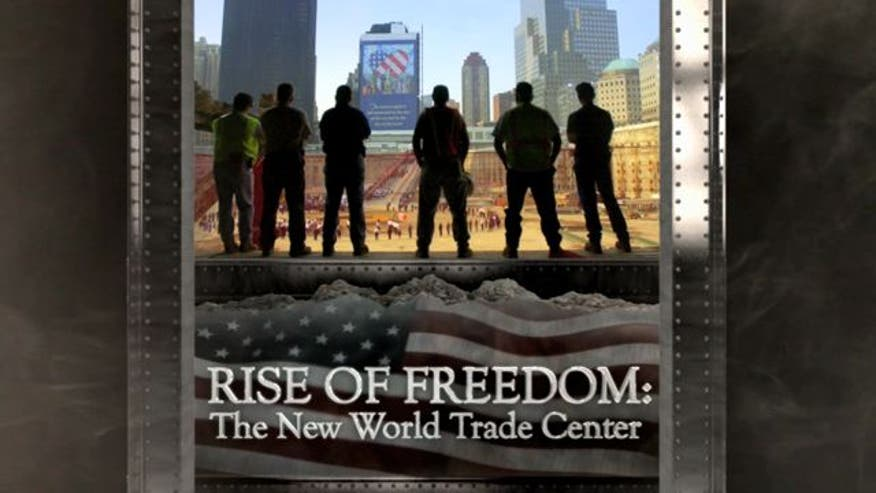 Rise Of Freedom: The New World Trade Center