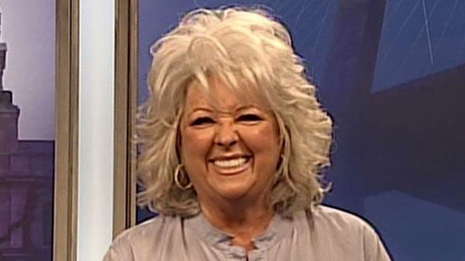 Paula Deen 'Shocked' by Anthony Bourdain Attack