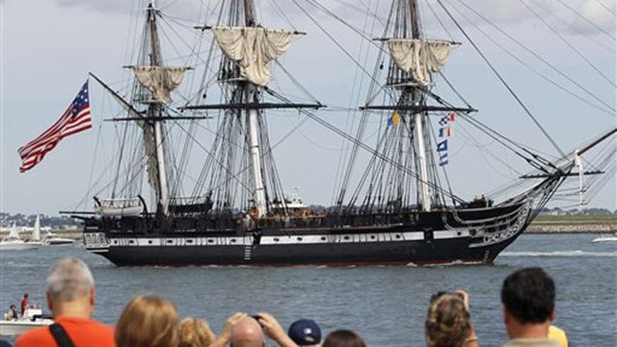 Voyage to mark victory in War of 1812
