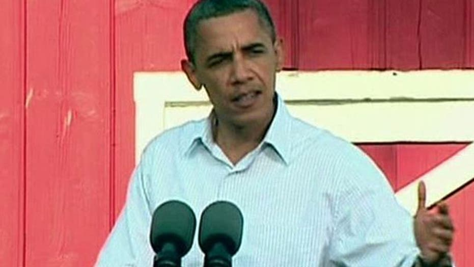Obama's Midwest Misery Tour?