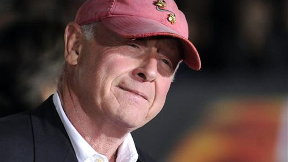 'Top Gun' director Tony Scott dies in Los Angeles