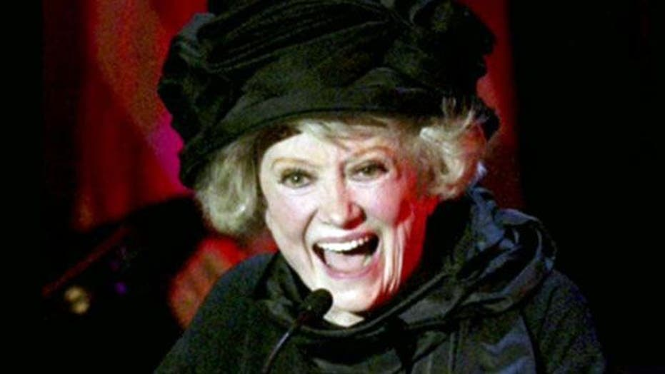 Veteran comedienne Phyllis Diller dead at 95