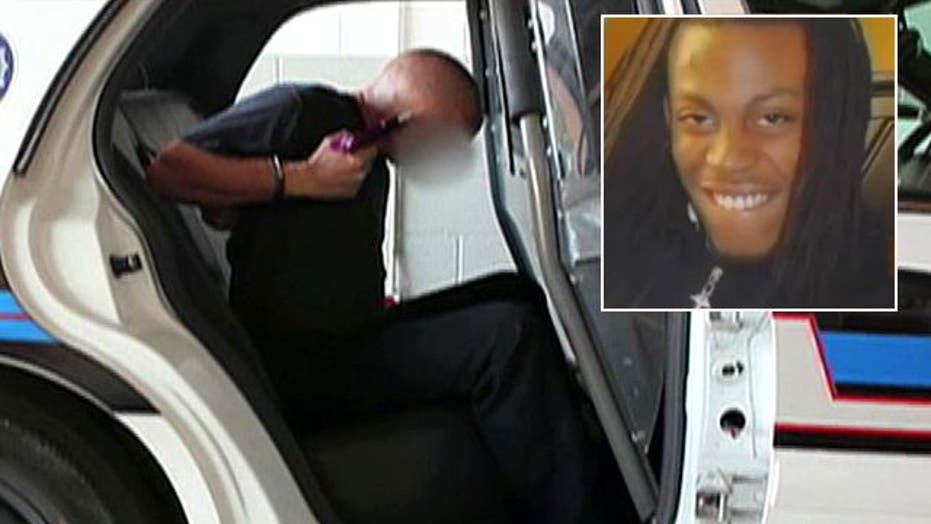 New evidence in police car suicide case raises questions