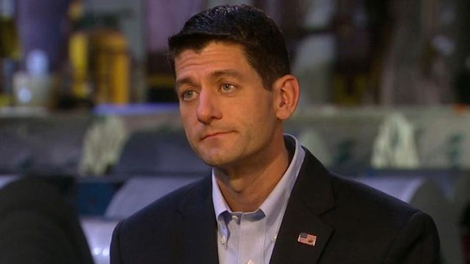 Exclusive: Paul Ryan on 'Hannity'