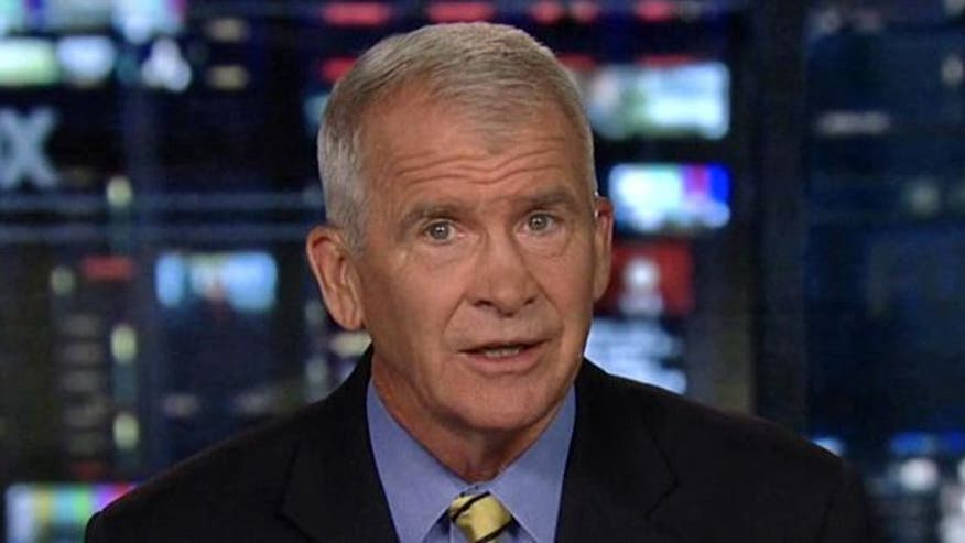 Lt. Col. Oliver North analyzes situation in Libya