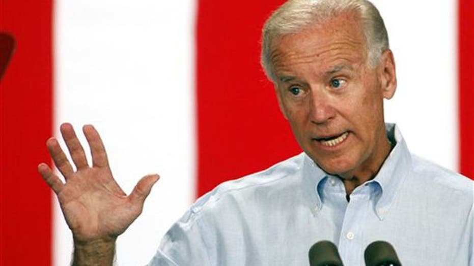Biden compares Republicans to 'squealing pigs'