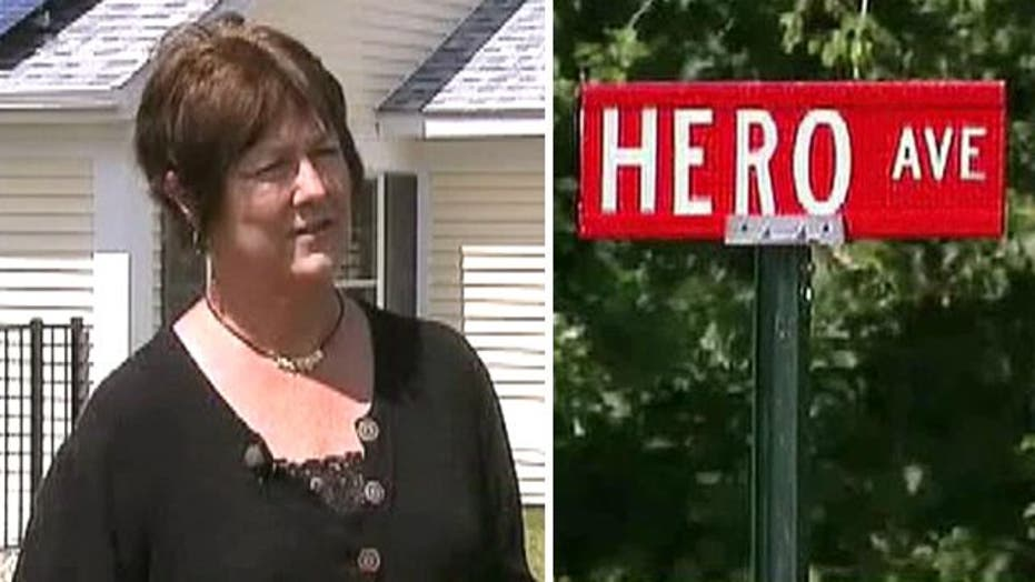 Mother of 3 war vets helps homeless heroes get housing