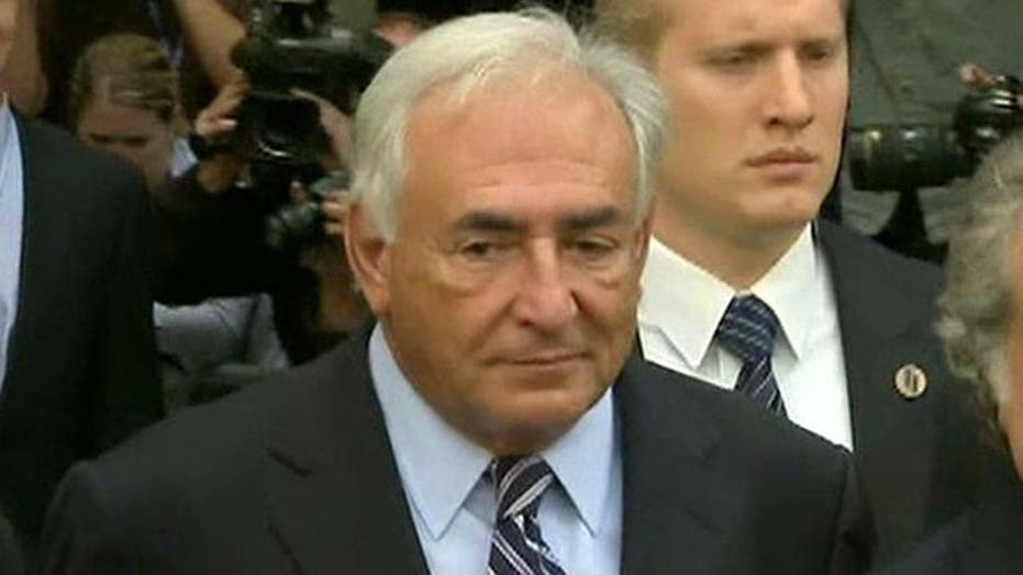 Charges Dropped Against Dominique Strauss-Kahn