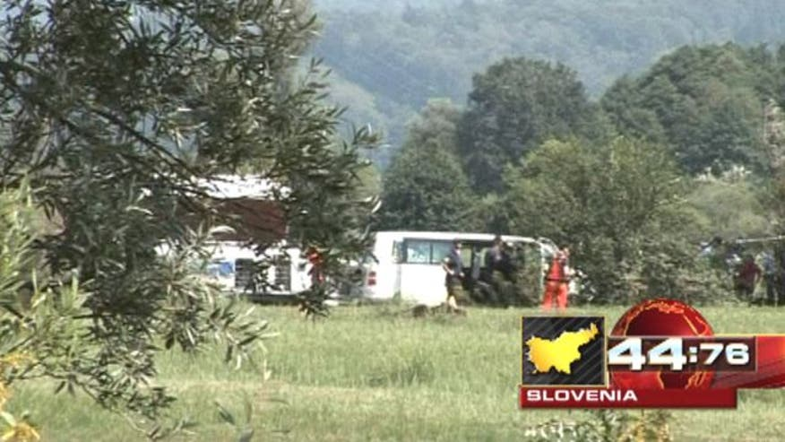 4 killed, dozens injured in accident near Ljubljana
