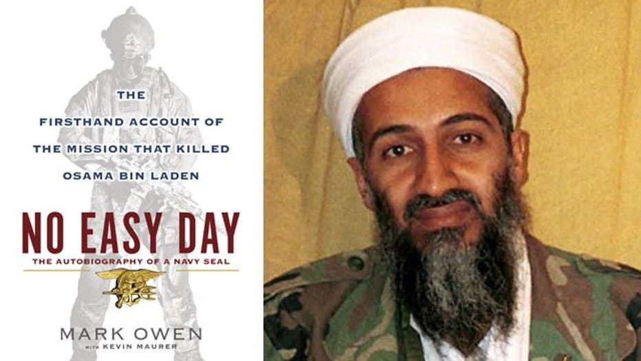 Bin Laden raid tell-all author revealed, questions raised whether ex