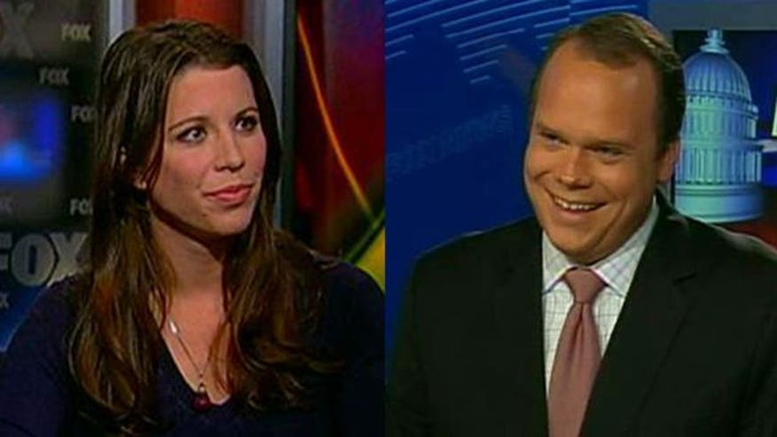 Chris Stirewalt, Rich Edson and Mary Katherine Ham discuss the politics of the uneasy economy.
