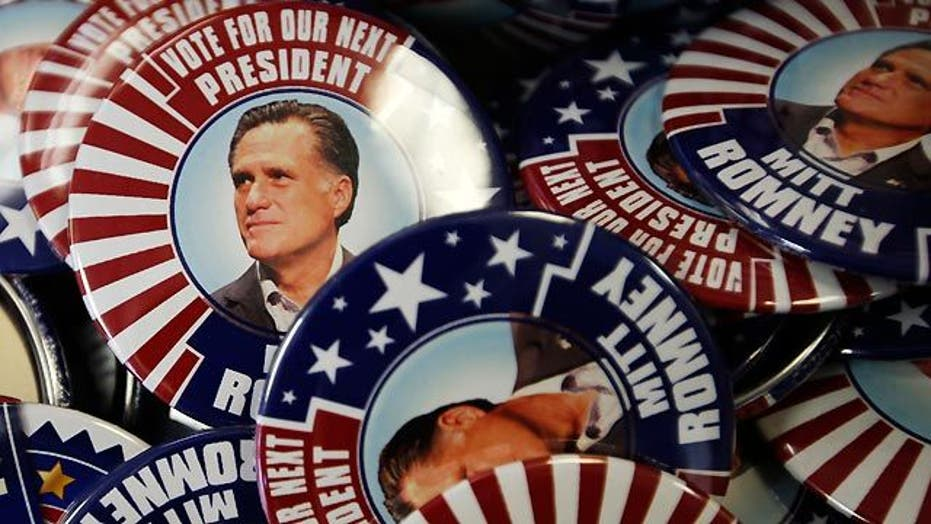 Convention strategy for Romney campaign