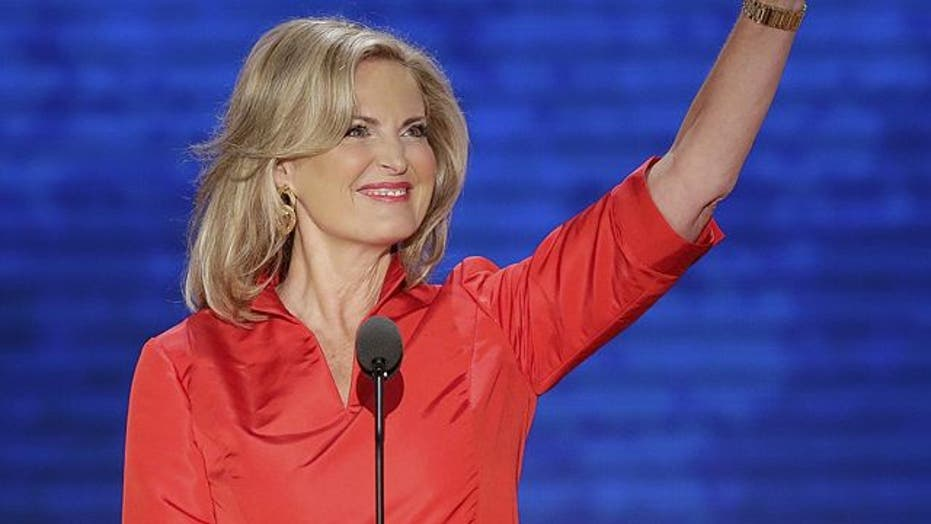 Ann Romney: This is the man America needs