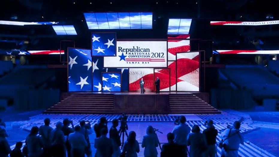 GOP gets behind 'We Built It' convention theme