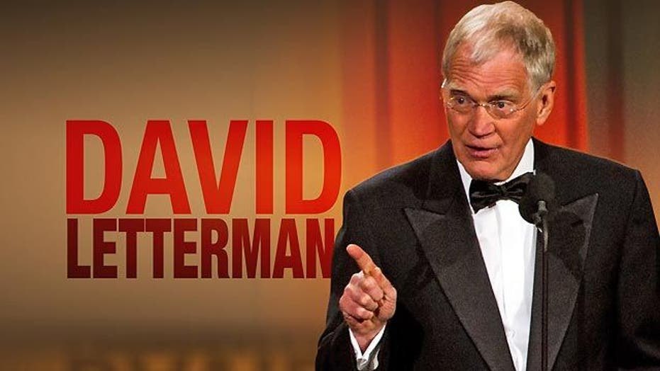 Letterman in the tank for Obama reelection?