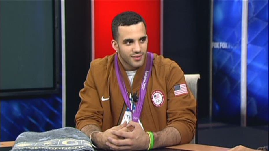 Olympic Gymnast Danell Leyva Opens Up