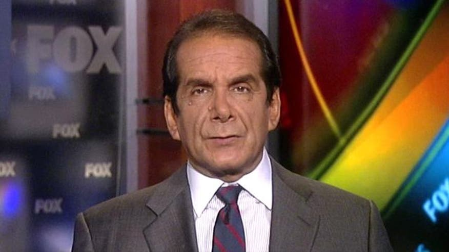 Charles Krauthammer explains how the administration is trying to transform the country through federal regulations
