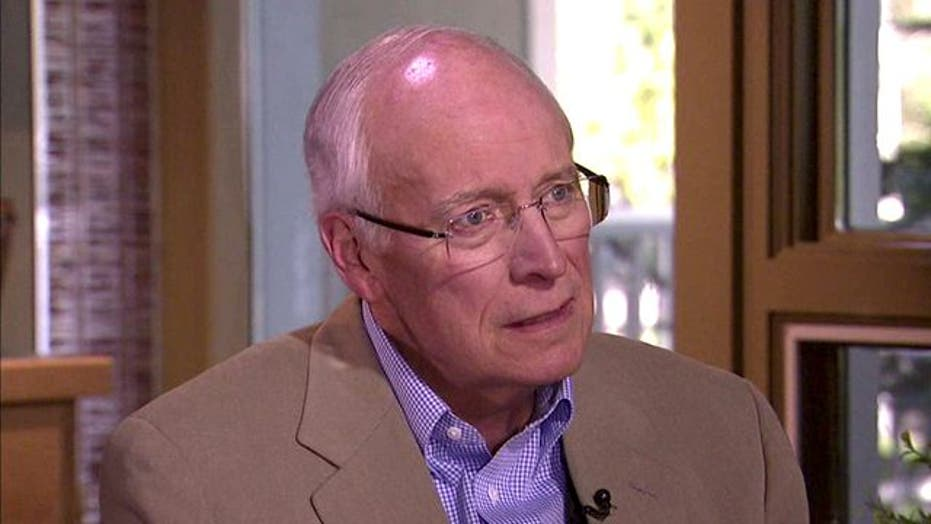 Dick Cheney on 'Hannity'