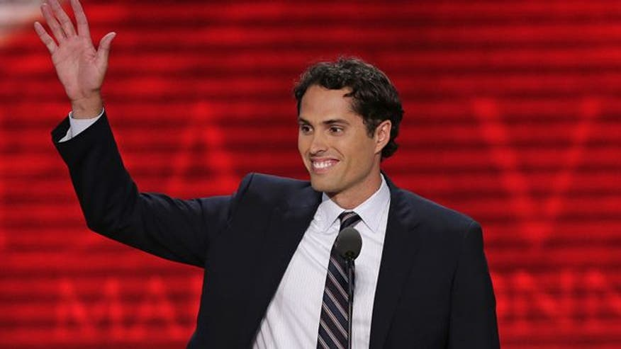 Mitt Romney's son address RNC in Spanish