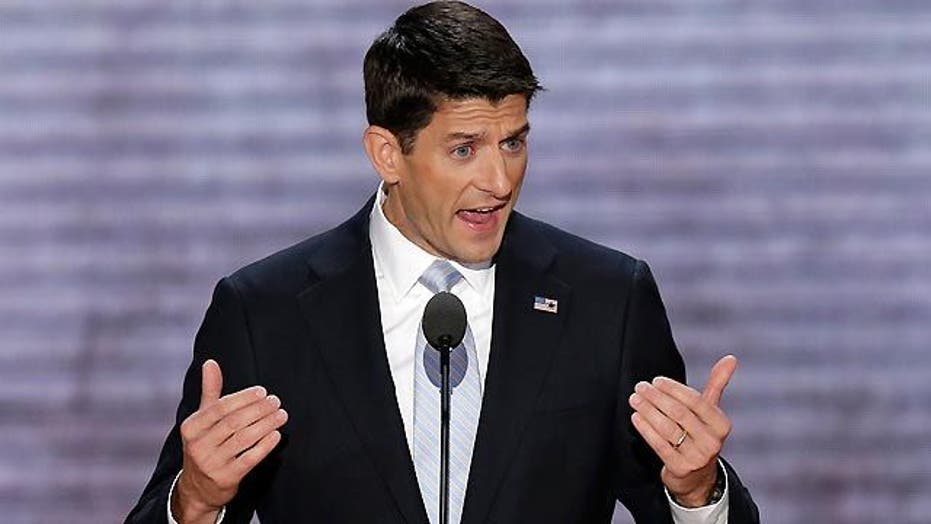 Reaction to fact-check of Paul Ryan speech