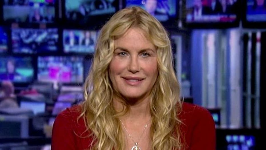 Daryl Hannah Speaks Out on 'The Factor'