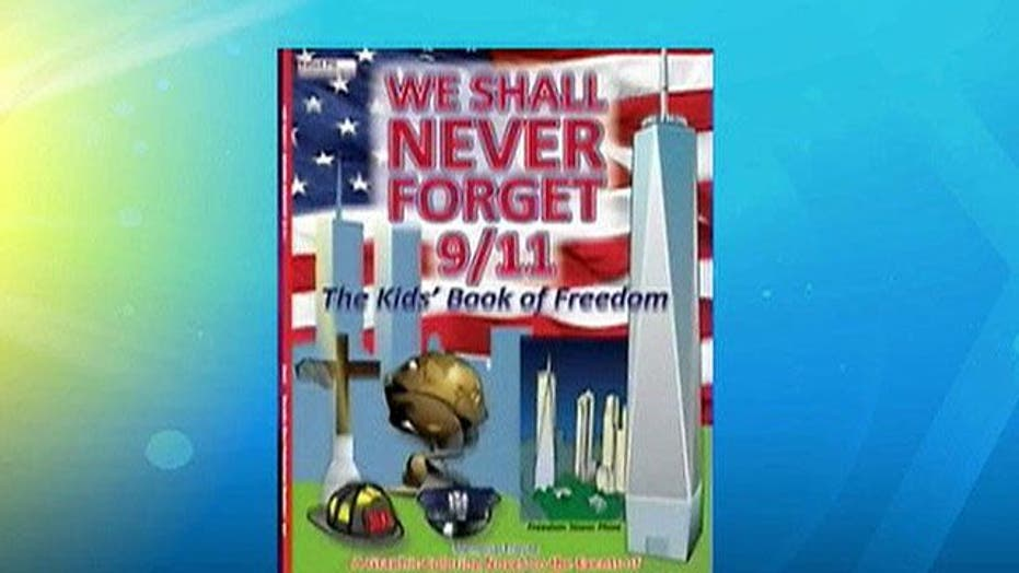 9/11 Coloring Book Causes Controversy