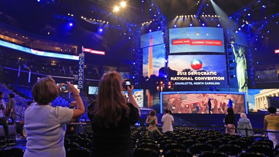 Democrats ready for national convention