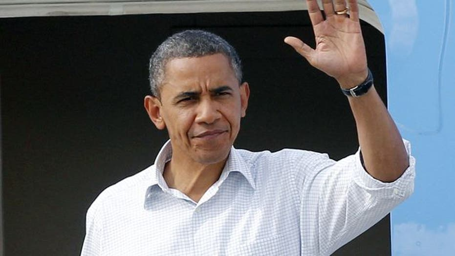 Team Obama works to mend fences with labor