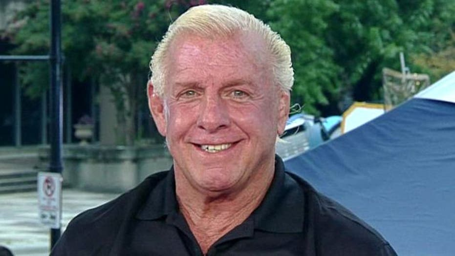 Life outside the ring for 'Nature Boy' Ric Flair